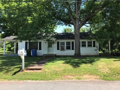 Rutherfordton Single Family Home Cont W/Due Diligence: 248 Reece St