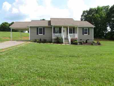 Bostic NC Single Family Home For Sale: $142,900