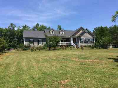 Rutherfordton Single Family Home For Sale: 3586 Poors Ford Road