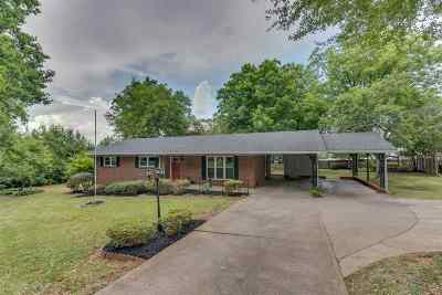 Forest City Single Family Home Cont W/Due Diligence: 243 Allendale Drive