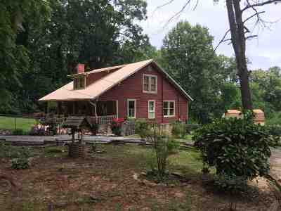 Rutherfordton Single Family Home Cont W/Due Diligence: 157 Common Wealth Ct