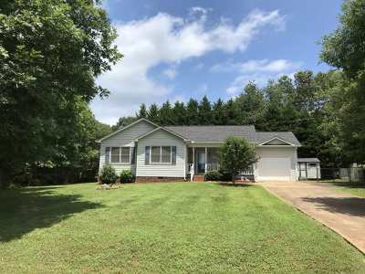 Ellenboro Single Family Home Cont W/Due Diligence: 296 Asheland Dr