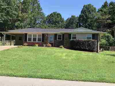 Rutherford County Single Family Home For Sale: 126 Woodside Drive