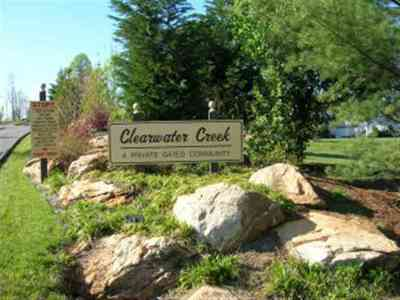 Clearwater Creek Residential Lots & Land For Sale: Lot 275 Woodstock Lane
