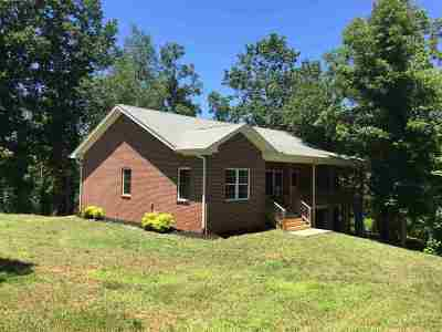 Rutherfordton Single Family Home For Sale: 257 Dave Sims Road