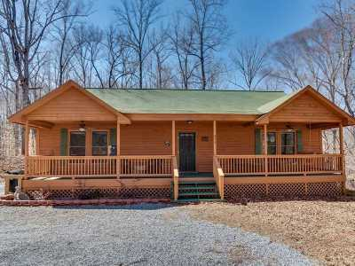 Rutherfordton Single Family Home For Sale: 593 River Ridge Parkway