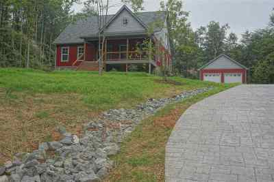 Rutherford County Single Family Home For Sale: 3200 Big Level Rd