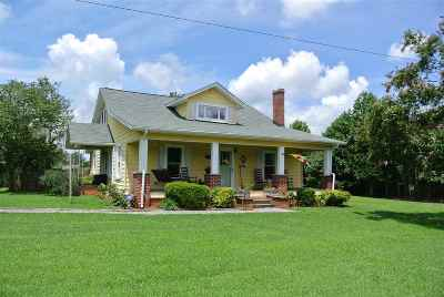 Rutherford County Single Family Home Cont W/Due Diligence: 1674 Poors Ford Rd.
