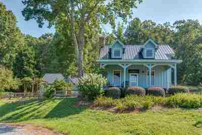 Rutherfordton, Bostic, Ellenboro, Forest City Single Family Home For Sale: 2987 Polk County Line Road