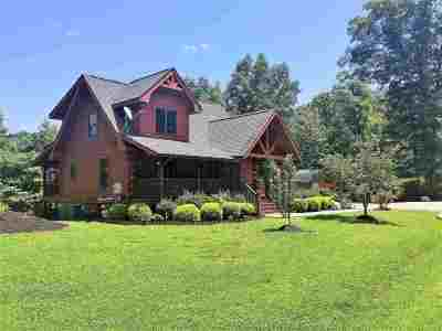 Rutherford County Single Family Home For Sale: 182 Shady Bark Lane