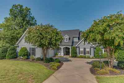 Rutherford County Single Family Home For Sale: 184 Olde Cobblestone Drive