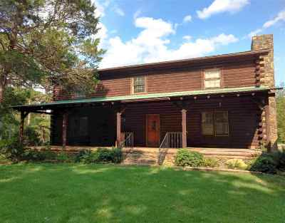 Rutherfordton Single Family Home For Sale: 128 McEntire Rd