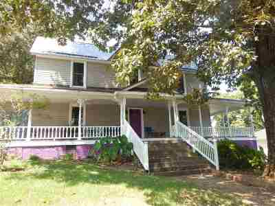 Rutherfordton, Bostic, Ellenboro, Forest City Single Family Home For Sale: 176 Pine Street