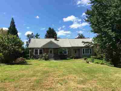 Rutherfordton NC Single Family Home For Sale: $149,000