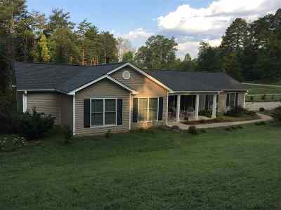 Rutherfordton Single Family Home For Sale: 185 Wellington Drive