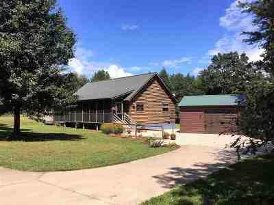 Rutherfordton Single Family Home Cont W/Due Diligence: 361 Emerald Parkway