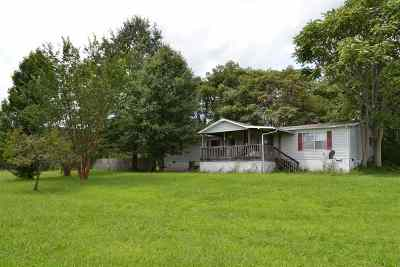 Ellenboro Single Family Home For Sale: 3927 Hollis Rd