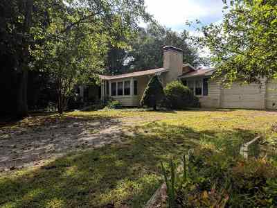 Columbus Single Family Home For Sale: 2000 Smith Dairy Rd