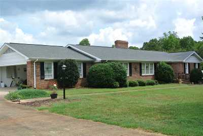 Ellenboro Single Family Home For Sale: 1845 Oak Grove Church Road