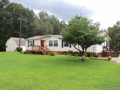 Rutherford County Single Family Home Cont W/Due Diligence: 334 High Shoals Church Rd.