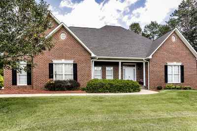 Rutherfordton Single Family Home For Sale: 321 Ridgeview Dr