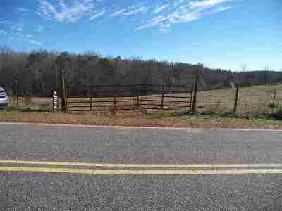 Rutherfordton, Bostic, Forest City, Spindale Residential Lots & Land For Sale: Elliott Rd