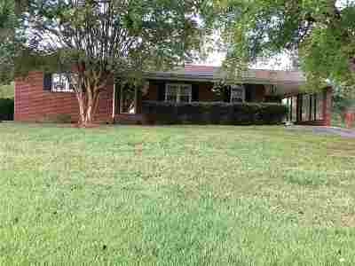 Rutherfordton Single Family Home For Sale: 630 Grays Creek Church Road