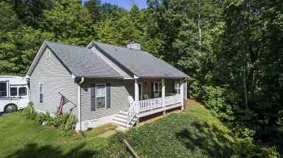 Lake Lure Single Family Home For Sale: 282 Ridgecrest Dr