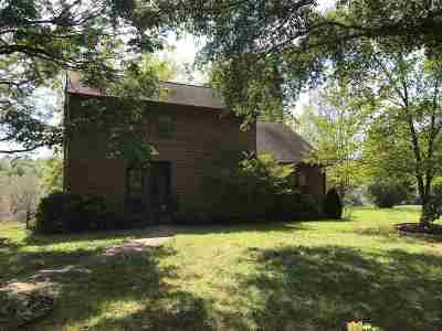Bostic Single Family Home For Sale: 608 Robinson Creek Rd
