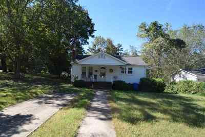 Spindale Single Family Home Cont W/Due Diligence: 293 Textile Avenue