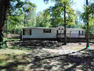 Rutherfordton Single Family Home Cont W/Due Diligence: 161 Cove Springs Road