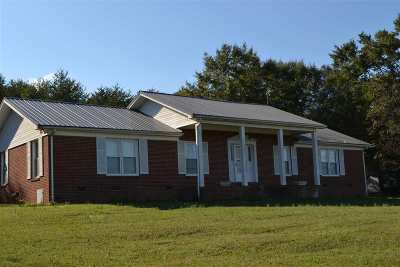 Rutherford County Single Family Home For Sale: 5820 Us 221s Highway