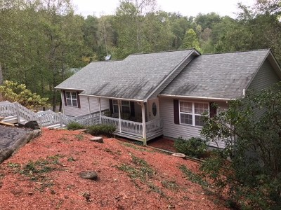Rutherford County Single Family Home For Sale: 314 Raleigh Dr