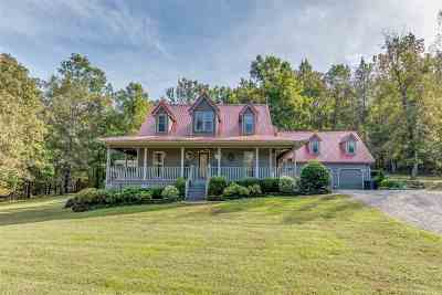 Rutherford County Single Family Home For Sale: 3603 W Stage Coach Trail