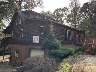 Rutherfordton NC Single Family Home For Sale: $289,000