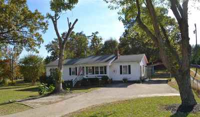 Mooresboro NC Single Family Home For Sale: $137,900