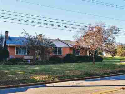 Ellenboro Single Family Home Contingent On House Sale: 152 Ellenboro Henrietta Rd