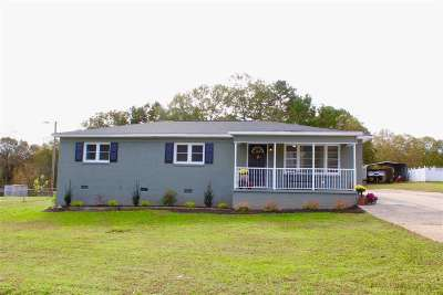 Forest City NC Single Family Home Cont W/Due Diligence: $134,900