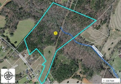 Rutherfordton, Bostic, Forest City, Spindale Residential Lots & Land For Sale: Oakland Rd