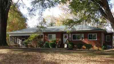 Rutherfordton NC Single Family Home For Sale: $159,900