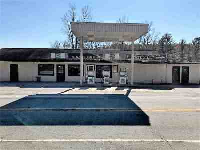 Rutherfordton Commercial Cont W/Due Diligence: 4305 Us 64/74a Hwy