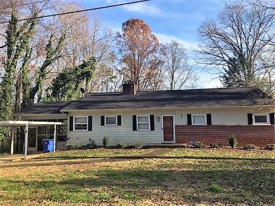 Rutherfordton NC Single Family Home For Sale: $145,500