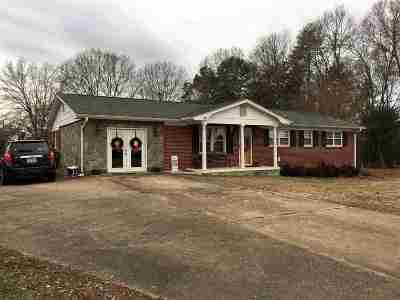 Forest City Single Family Home Cont W/Due Diligence: 126 Crawley Drive