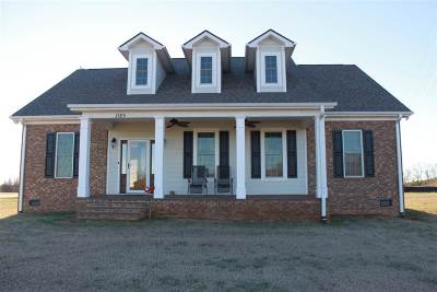Rutherford County Single Family Home For Sale: 1185 Morningstar Lake Rd