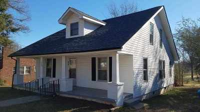 Rutherfordton, Bostic, Ellenboro, Forest City Single Family Home For Sale: 282 Arlington