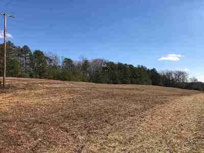 Rutherfordton, Bostic, Forest City, Spindale Residential Lots & Land For Sale: Hudlow Road