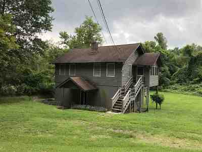 Single Family Home For Sale: 160 Boys Camp Rd.