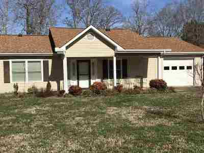 Bostic Single Family Home For Sale: 226 Eastwood Village Dr