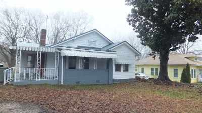 Spindale Single Family Home For Sale: 529 E Main Street