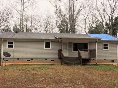 Forest City Single Family Home For Sale: 144 S Woodleaf Rd